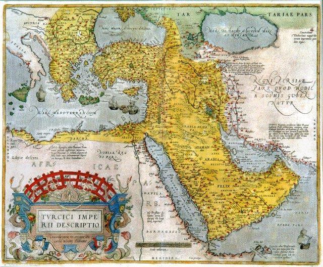 El Imperio Otomano, hacia el siglo XV
