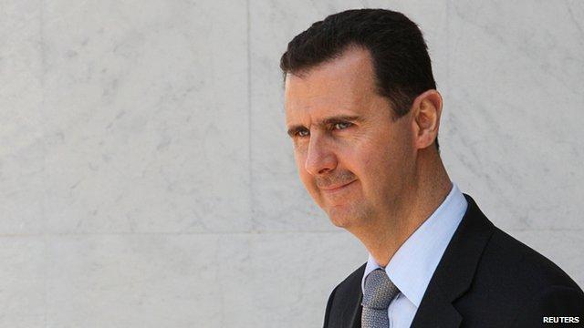 El presidente sirio Bashar Al-Assad sucedió a su padre Hafez, que gobernó Siria desde 1970 hasta su muerte en 2000.
