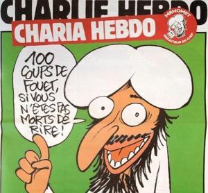 Una de las ediciones polémicas. Muchas de las caricaturas en el interior son un tanto agresivas