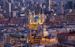 Mezquita de Al-Amin, en Beirut
