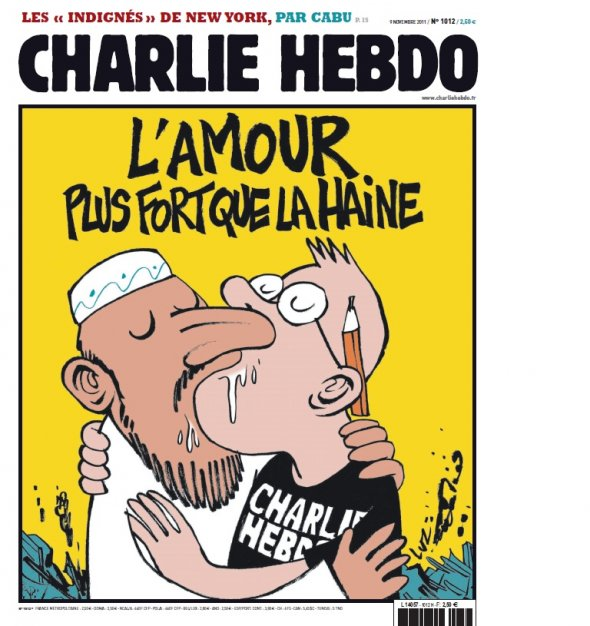 La polémica tapa del semanario luego de los atentados que sufrió en 2011