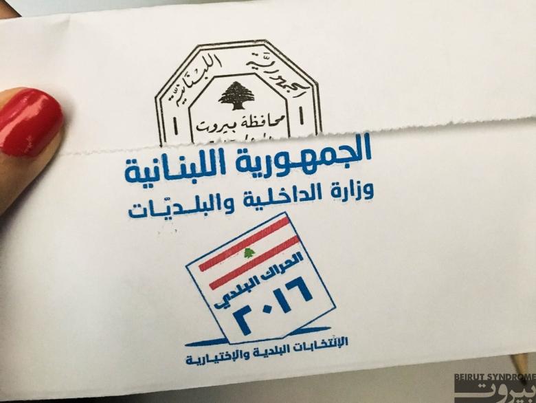 Las elecciones municipales en Líbano son las primeras en seis años