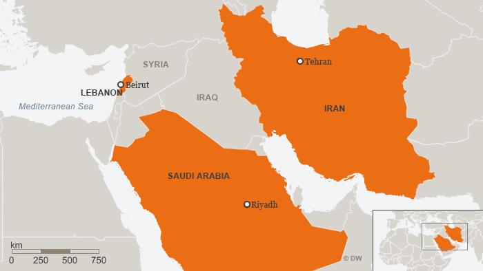 mapa región