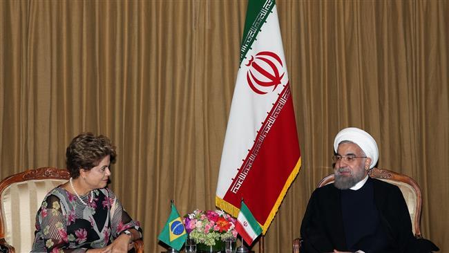 Rouhani-Dilma-Rousseff
